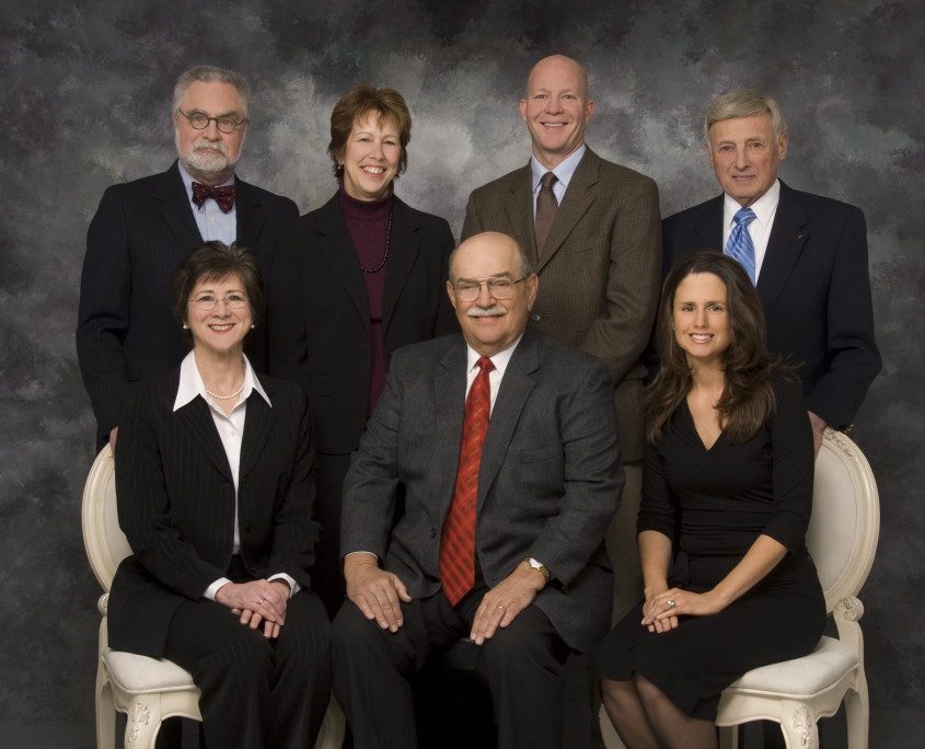 Board of Trustees 2008 - original