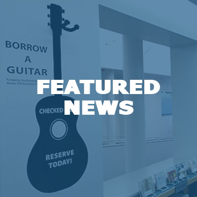 Featured Grandview Library News