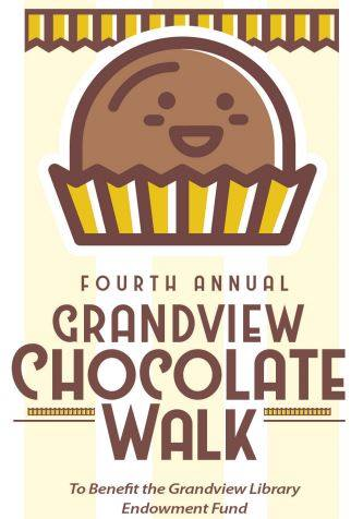 chocolate walk 2017